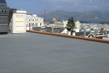 StoneDeck Black Granite Rooftop