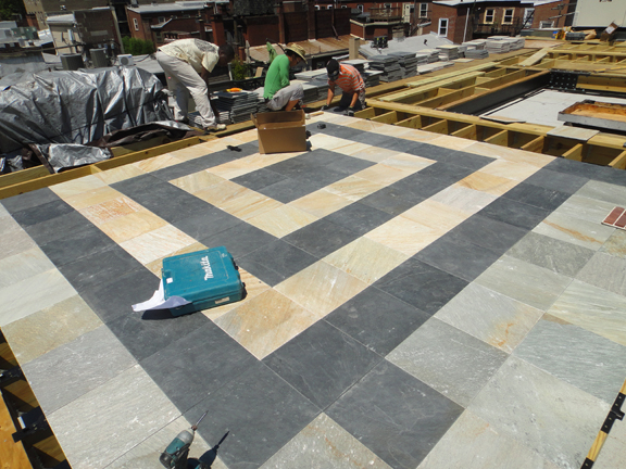StoneDeck Gray Slate and Quartzite Inlay (1)