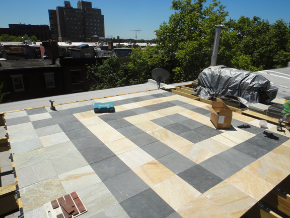StoneDeck Gray Slate and Quartzite Inlay (2)