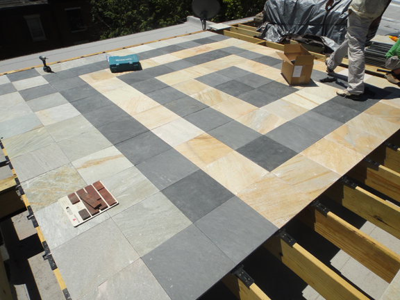 StoneDeck Gray Slate and Quartzite Inlay (3)