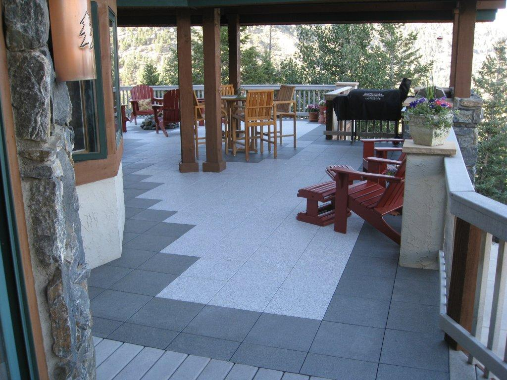 StoneDeck Black & White Granite