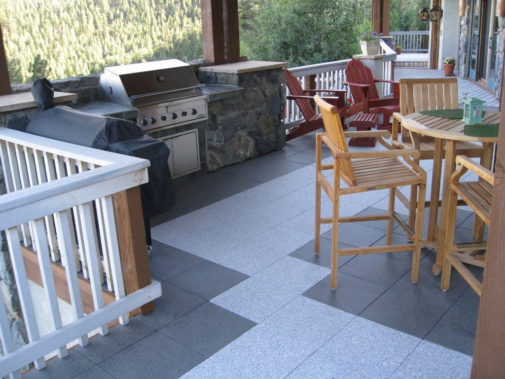StoneDeck Black & White Granite (5)