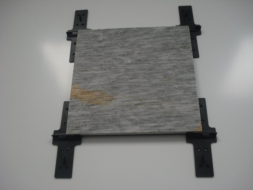 StoneDeck Joist Plate with Stone
