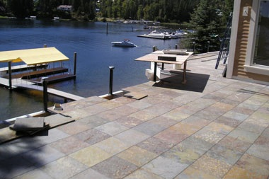StoneDeck Multi Color Slate